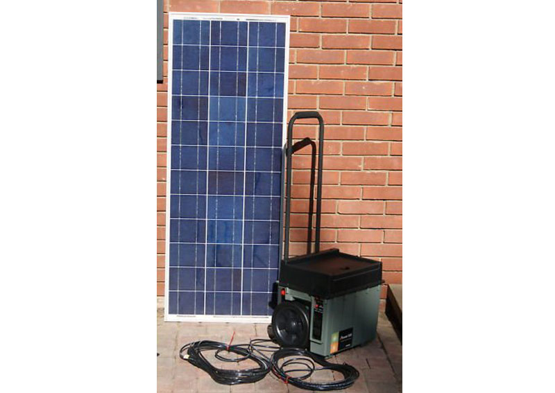 10 best portable solar generators to juice up your life outdoors. Black Bedroom Furniture Sets. Home Design Ideas