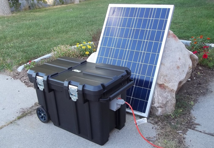 best portable solar generators