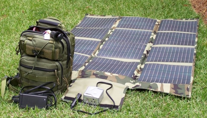 portable solar generator doesn't refer to only heavy-duty ...
