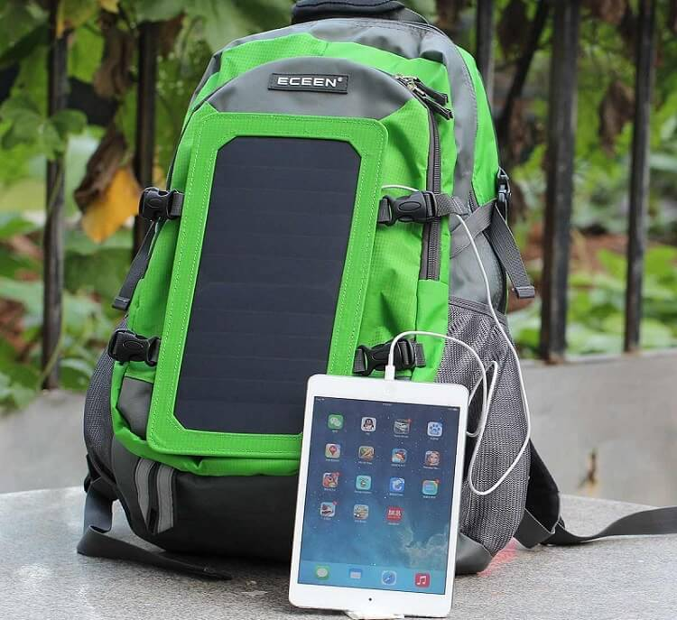 solar backpacks eceen solar backpack