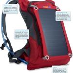SunLabz Solar Charging Backpack