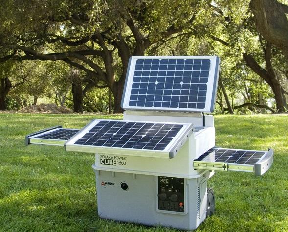 Best Portable Generator for Camping: 4 Best Solar Generators for ...