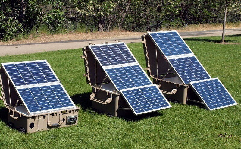 Image result for portable solar generator