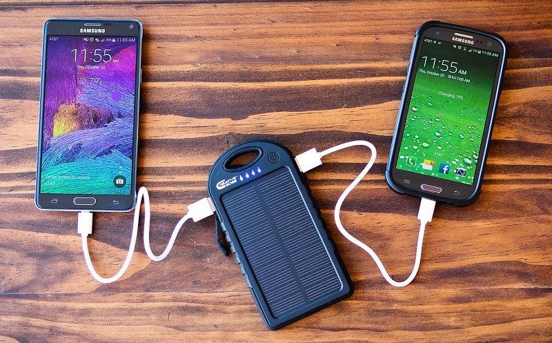 solar powered cellphones Bp-sc3000 tactical solar powered led lantern w/ 3000mah emergency battery backup power bank for charging cell phones, tabletswill charge your phone.