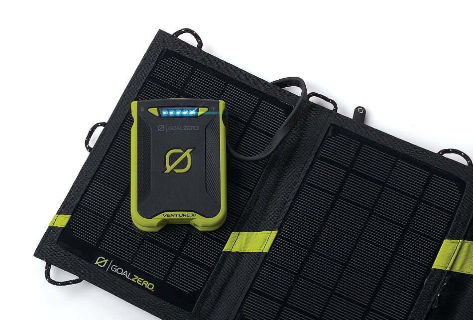 Goal Zero Nomad 20 Solar Panel Review: Lively Powering Up your Gadgets ...