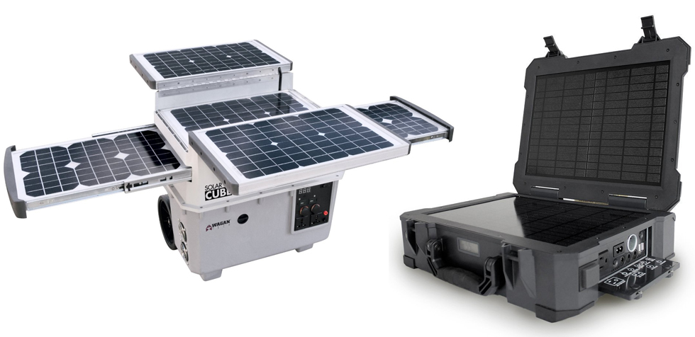 Face off best solar power generator renogy firefly vs wagan solar