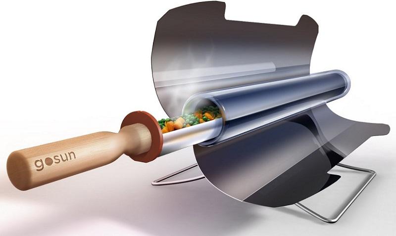 GoSun Stove Portable Solar Cooker