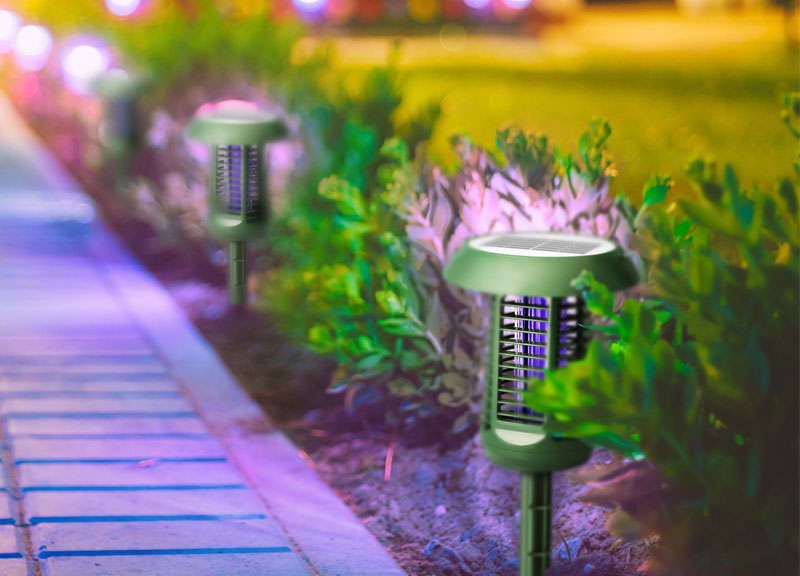 Solar-Bug-Zapper-and-Garden-Light