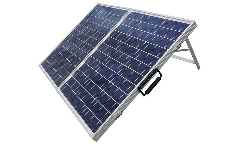 100W Portable Solar Panels - Top 5 Portable Solar Panels