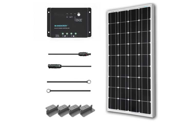 100w Portable Solar Panels Top 5 Portable Solar Panels