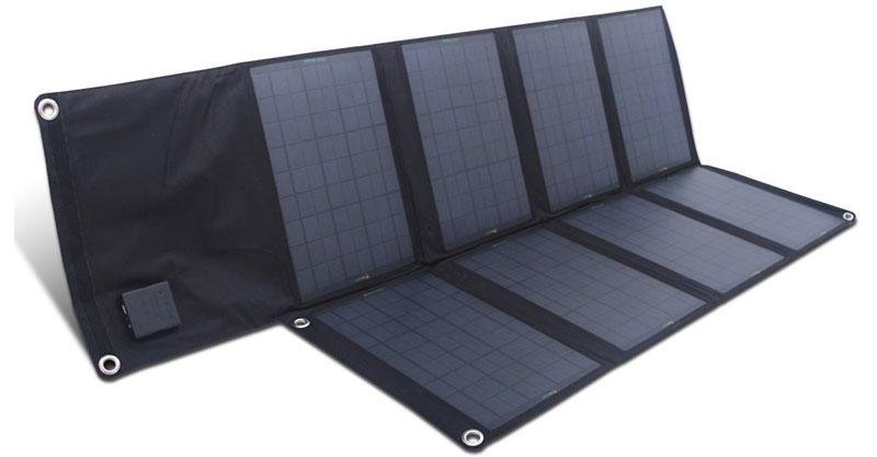 SunKingdom-80W-Foldable-Solar-Charger