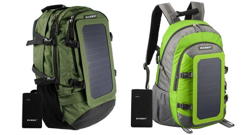 Eceen-Solar-Backpack