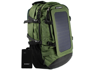 Eceen 7W Solar backpack