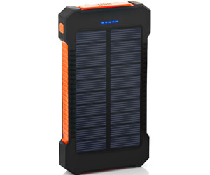 Instapark 27W Solar Charger