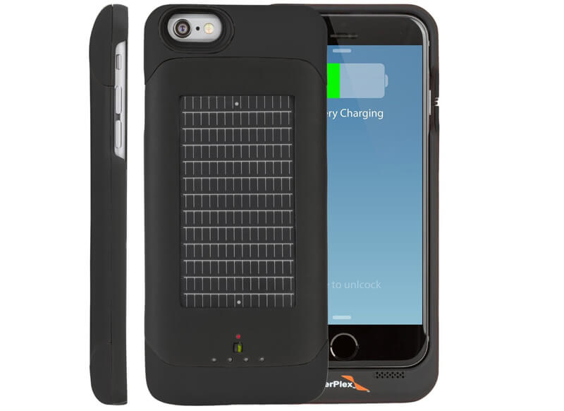 Case Design solar panel phone case : Enerplex Surfr Solar Charging Case for iPhone 6/6S: Emergency Solar ...