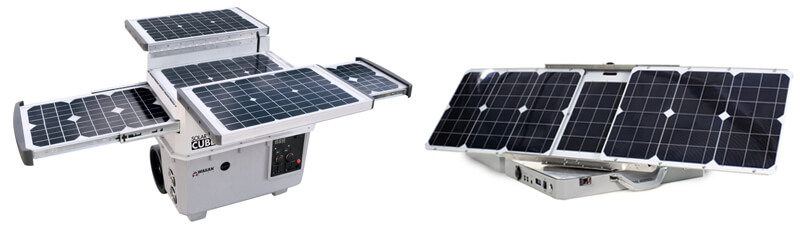 Large Portable Solar Generators