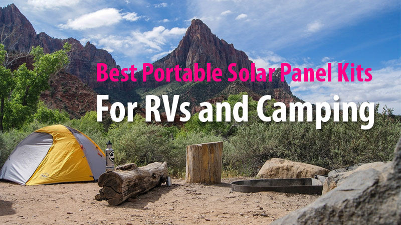 Best Portable Solar Panel Kits