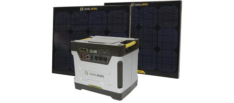 Best Solar Generator 2016 Top Ten Portable Solar Generators