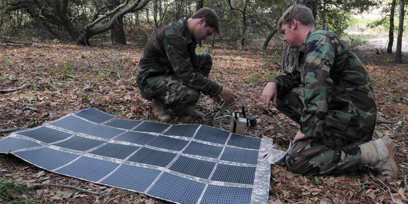 flexible-solar-panel-modules-and-us-army