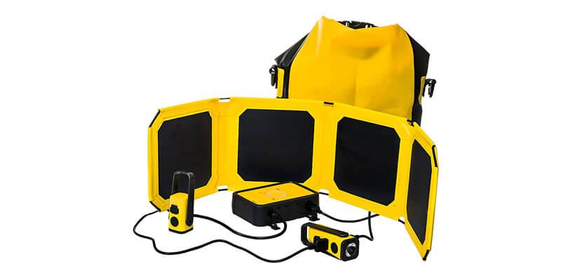 Waka Waka Base 10 Portable Solar Light Kit