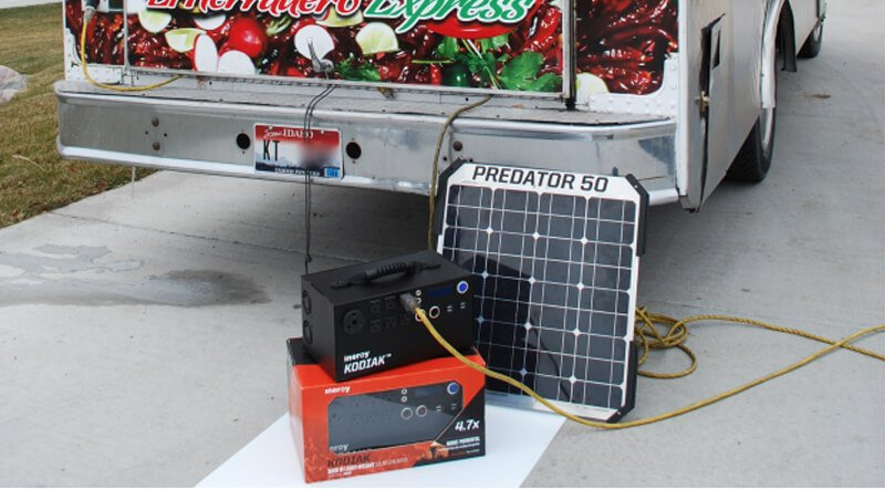 Inergy Kodiak Solar Generator Review