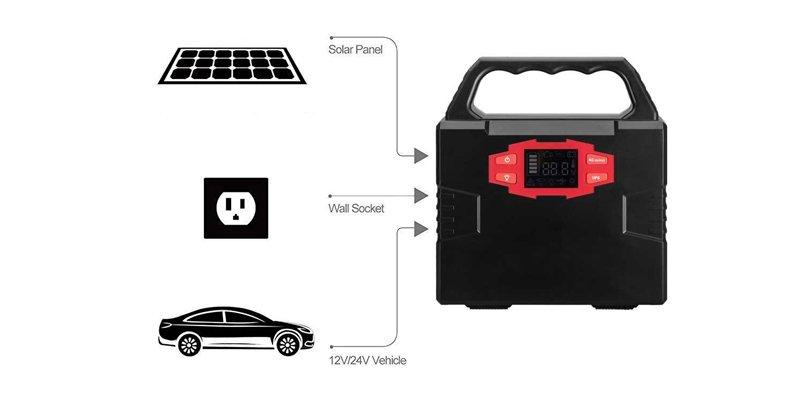 Solar Generator Inverter by Paxcess