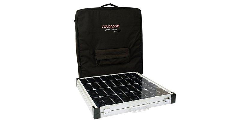 Solar Pod Solar Panel