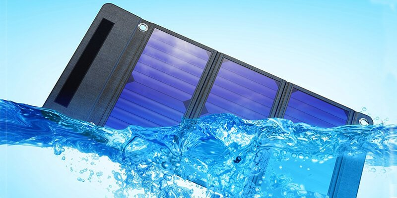 Wildtek Source 21 Folding Solar Charger