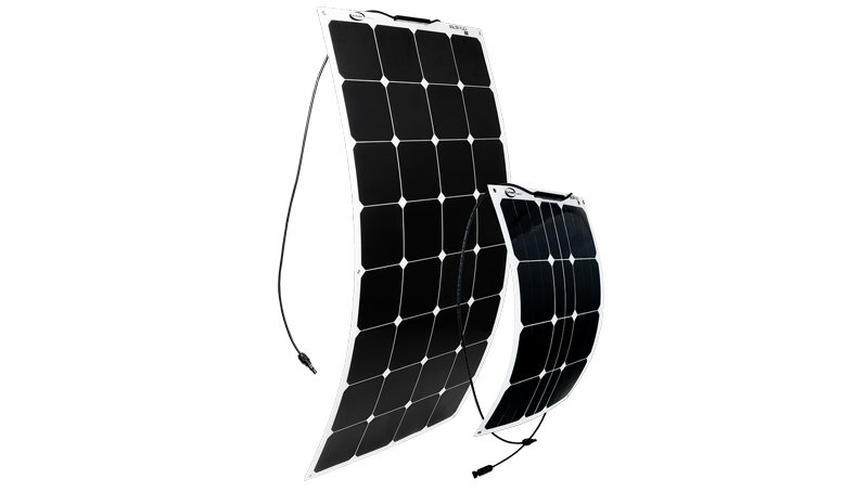 Go Power Flexible Solar Panels