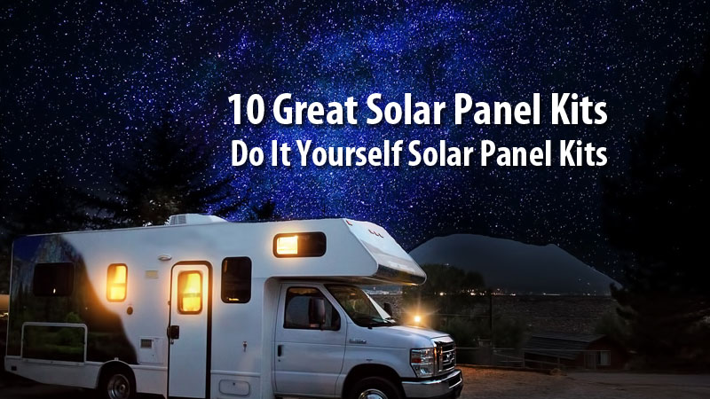 Do It Yourself Solar Panel Kits