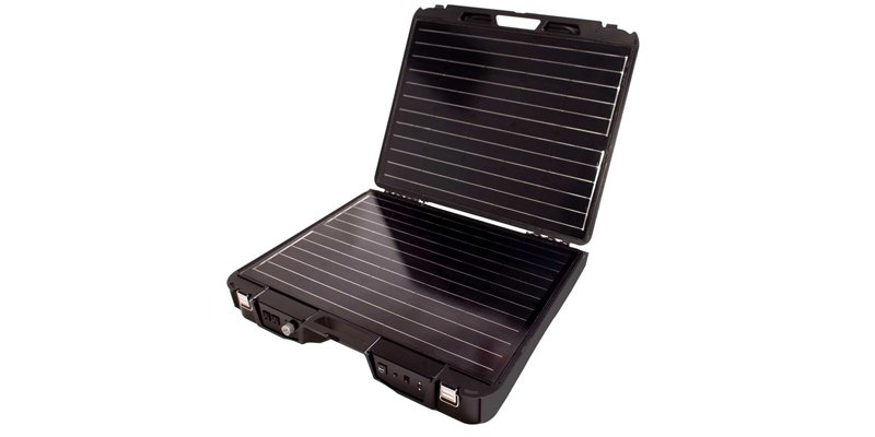 Forty2Max Solar Generator