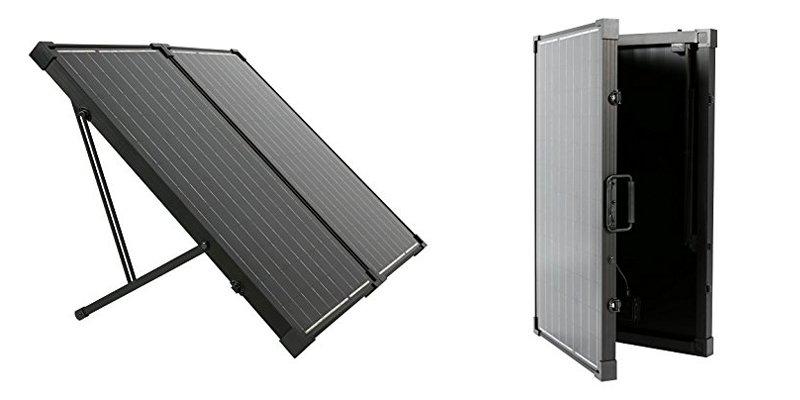 Humless Portable Solar Generator solar panel
