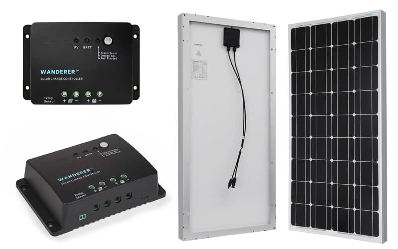 Renogy Off-grid Solar Kits