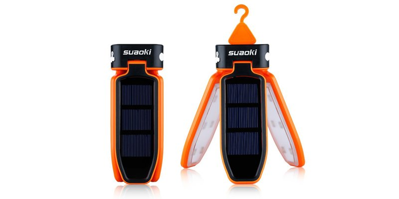 Suaoki Collapsible Clover Style 18 Camping Light
