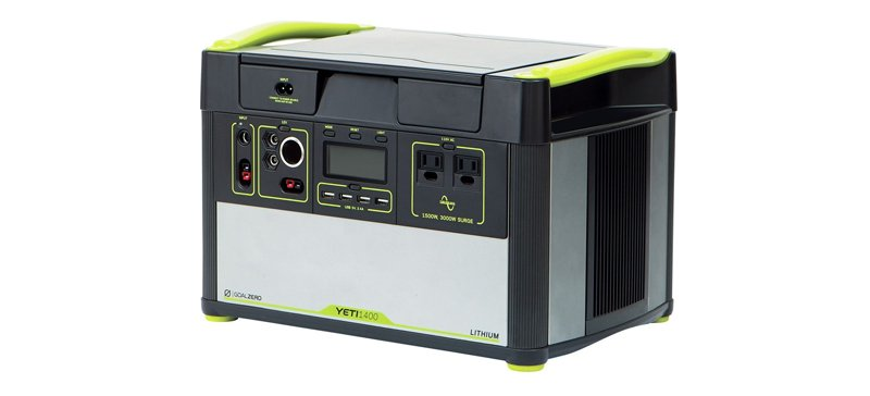 Goal Zero Yeti 1400 Lithium Portable Power Station