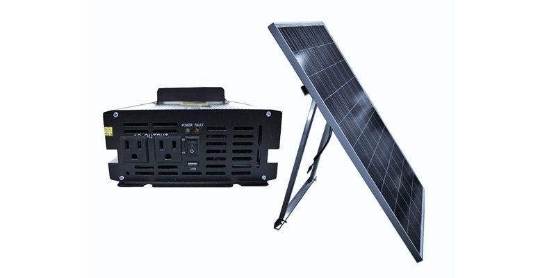 Ensupra 1000-watt Solar Power Generator