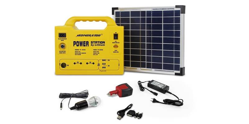 Monerator Gusto 20 Solar Generator