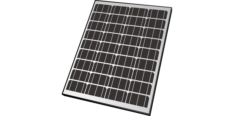 Nature Power 90W Solar Panel