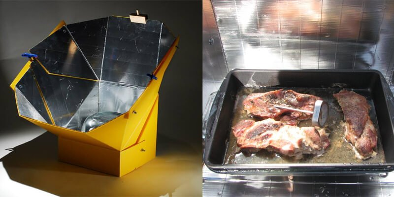 SolCook All Season Solar Cooker
