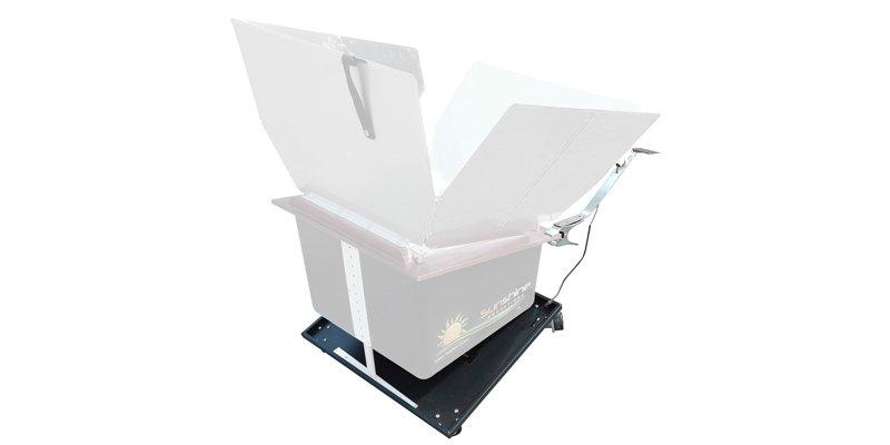 Sunshine Innovations Sun Tracker for Solar Cooker