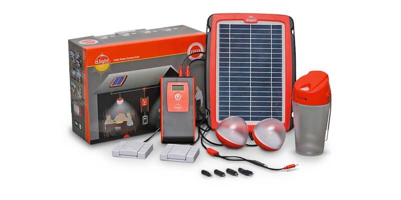 d.light d20 home solar power system