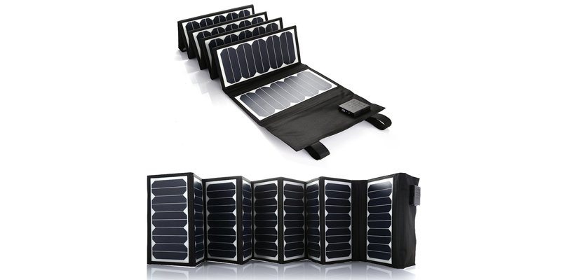 poweradd 60w solar charger