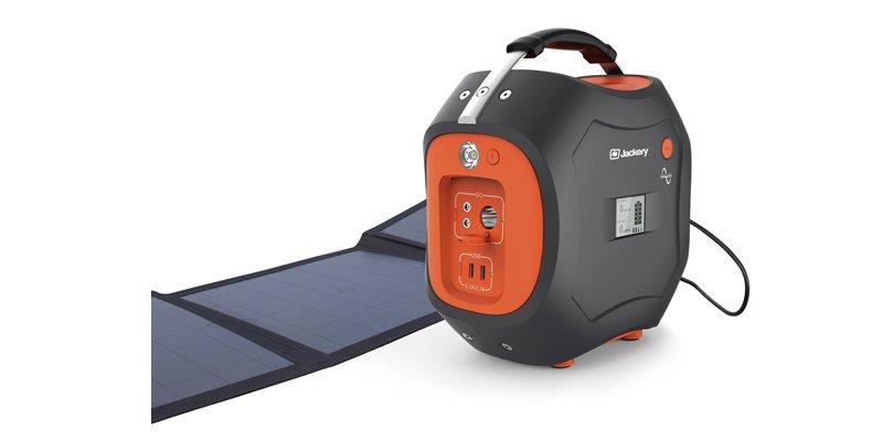 Jackery PowerPro 500Wh Portable Solar Generator