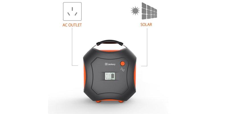 Jackery PowerPro 500Wh Solar Generator
