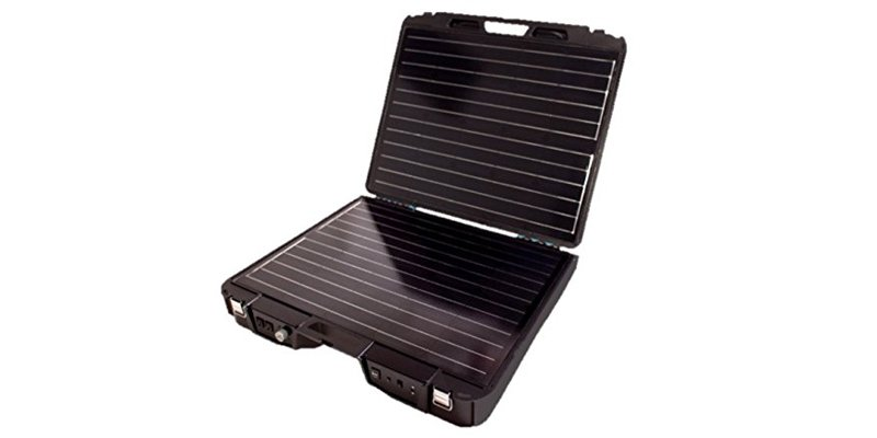 Peppermint Portable Solar Generator