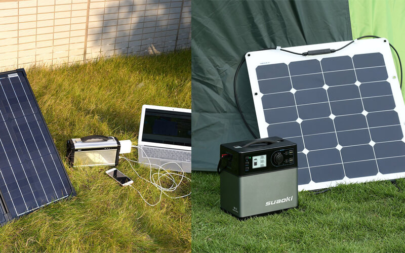 Portable Solar Power Packs