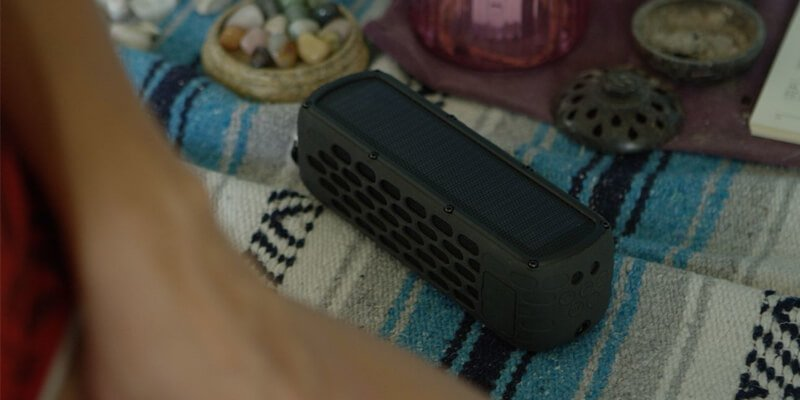 SolarBox Portable Solar Speaker Overview