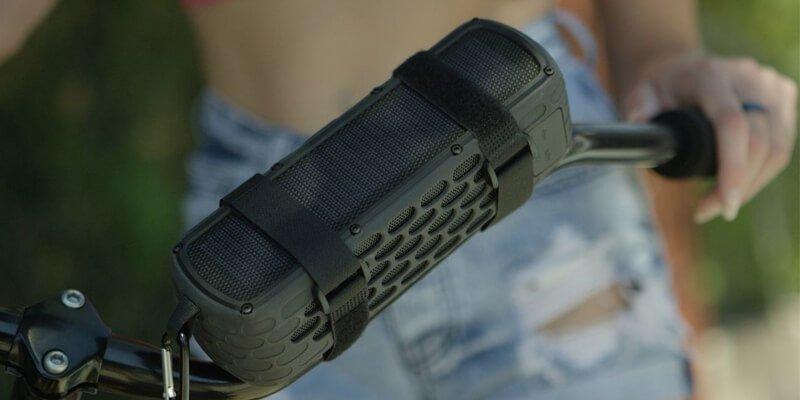 SolarBox Portable Solar Speaker