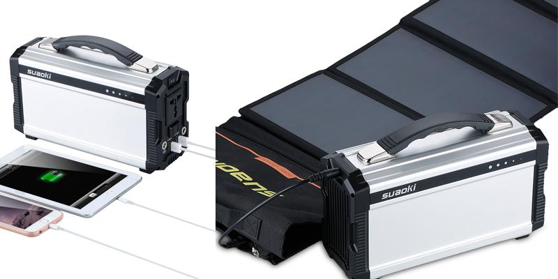 Suaoki 220Wh Portable Generator Review