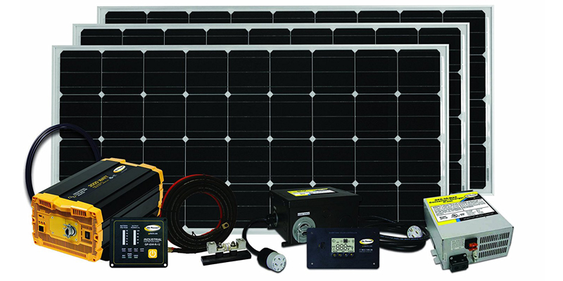 go power solar extreme 480-watt solar kit